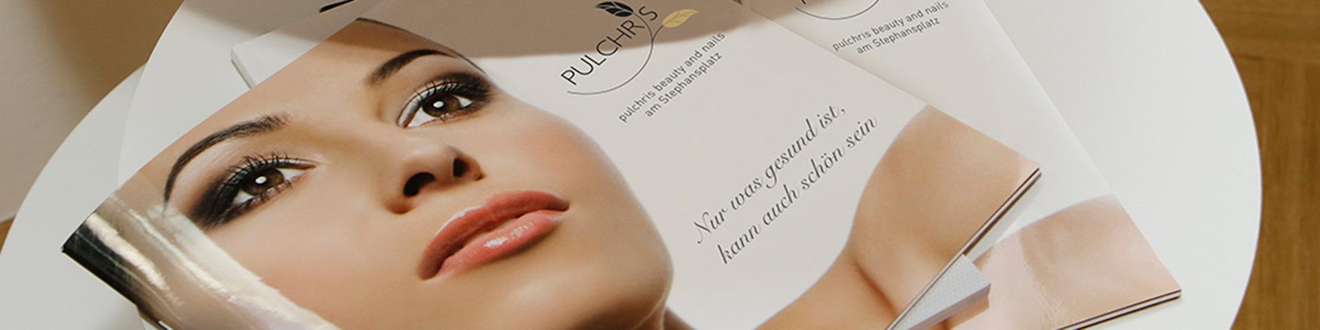 Beautysalon Pulchris Lienz Folder