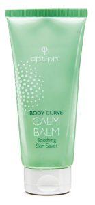 Calm Balm Produktfoto: Calm Balm Grüne Tube mit wohltuender, beruhigender Hautpflegecreme