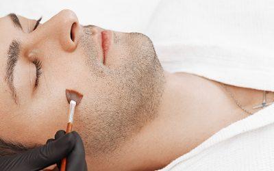 Peeling für Männer – haben Sie Probleme, wir haben die Lösung