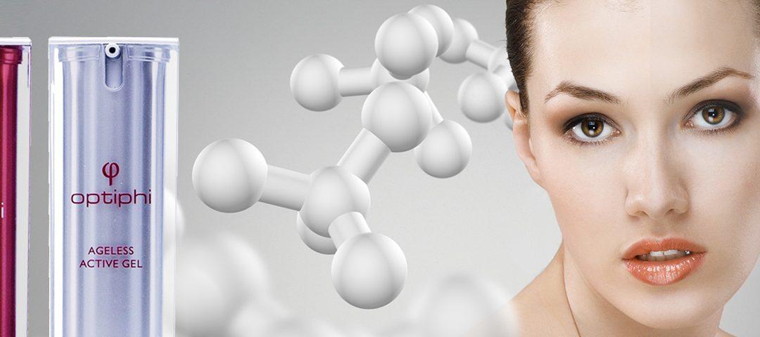 Optiphi medizinische Kosmetik mit modernsten Wirkstoffen