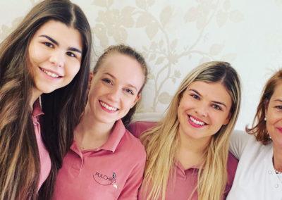 Unser Team Beautysalon Pulchris Lienz